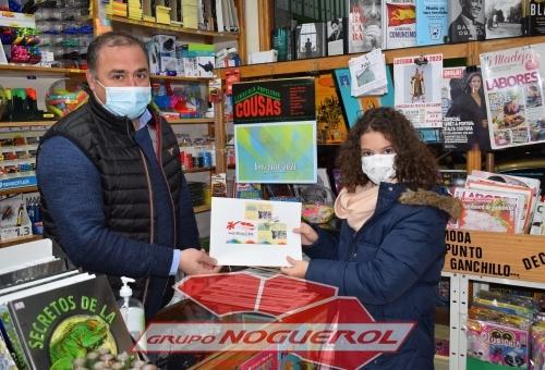 I Concurso debuxo Grupo Noguerol