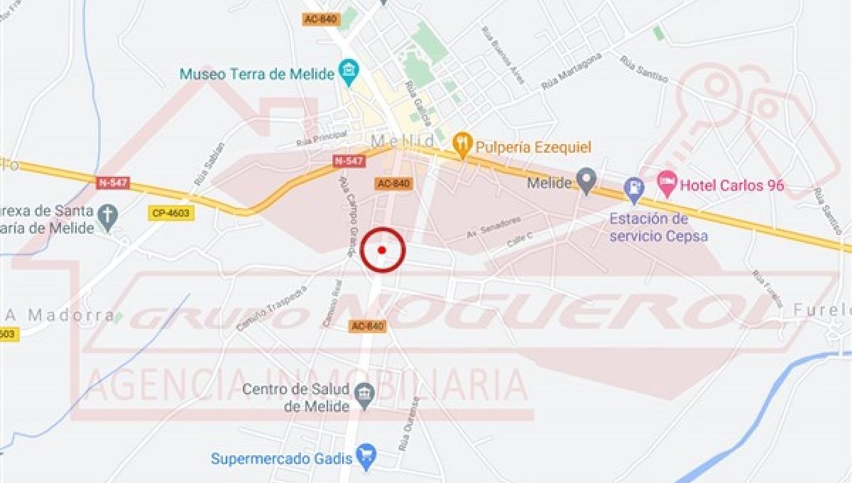 LOCAL COMERCIAL / Zona Ronda Pontevedra / Melide