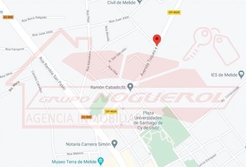 BAJO / Zona Carretera de Toques / Melide